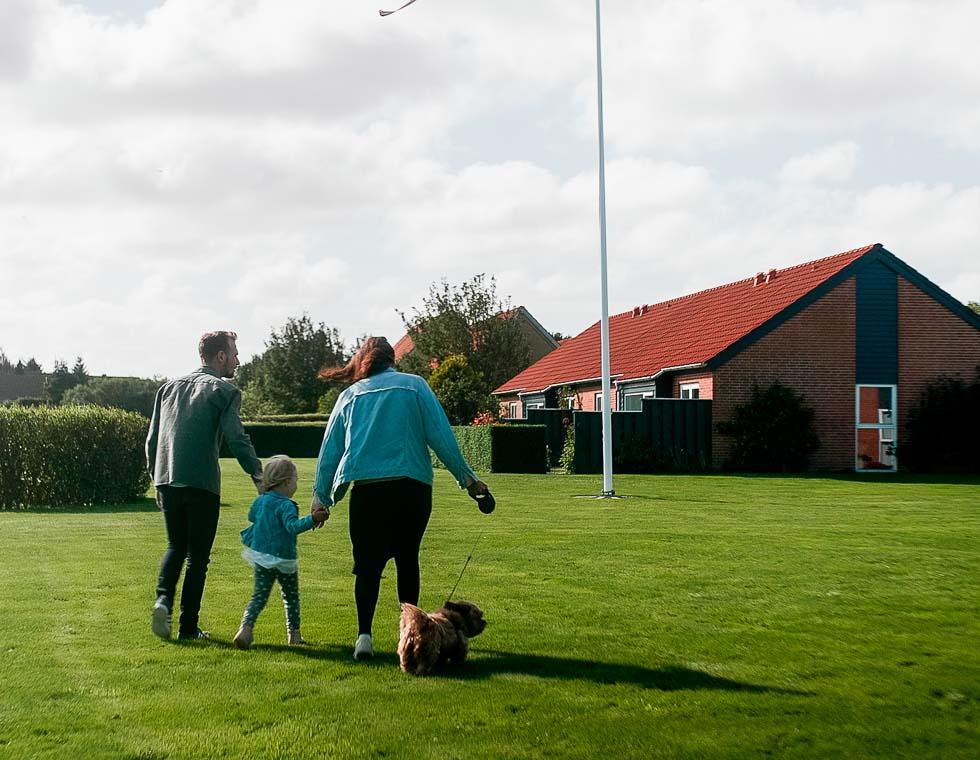 Flyt til Hjørring - familie har fået deres drømmehus i Hjørring
